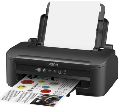 drukarka atramentowa Epson WorkForce WF-2010W